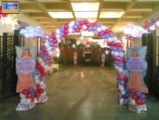 Nkdjnasha Baloon Decoration For Birthdat Amp Others Parties